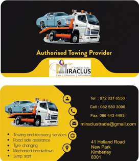 Towing Services Available