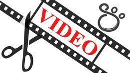 Редактирование и монтаж видео (видео-монтаж)