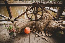 Оформление свадьбы, свадебный декор