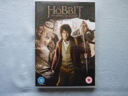 DVD Хоббит: Нежданное путешествие. Оригинал.Англия.