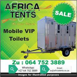 10% Off Large Mobile VIP Toilets