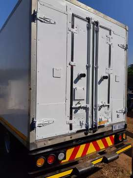 Truck for hire in Durban