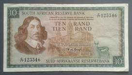 Nice 1967 S.A R10 note