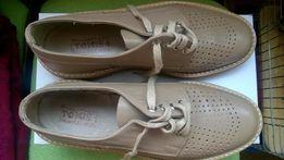 туфли кожаные мужские р.43