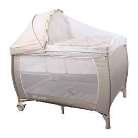 Bounce Platinum Camp Cot