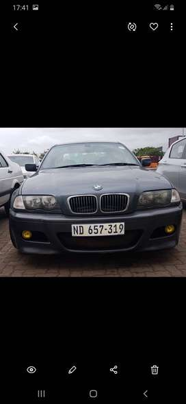 2000 BMW 320 M3 Face Lift