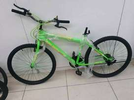 SupaBike 24 inch Mountain Bicycle