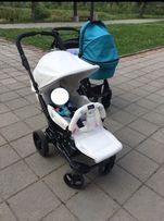 Коляска прогулка , детская коляска , emmaljunga , не britax, не chicco