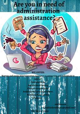 Administration Assistance