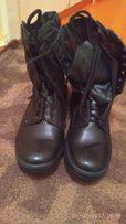 Ботинки, берцы на меху 43 размер