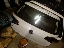 Tailate golf7 gti complete