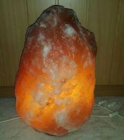 Соляная лампа 50 кг. на деревянной подставке, эксклюзив, цена ниже