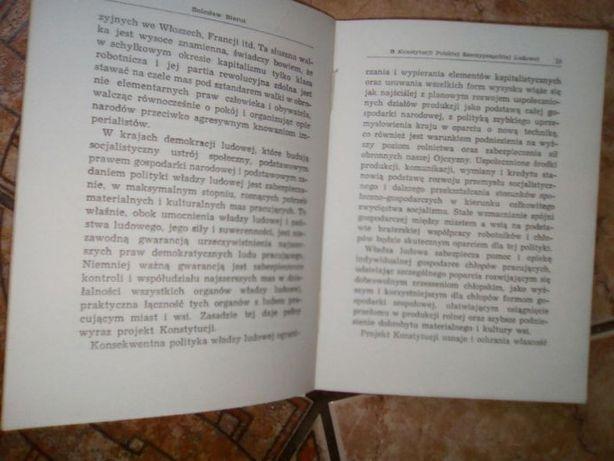 Konstytucja Polskiej Rzeczypospolitej Ludowej 1952 Kępno - image 4