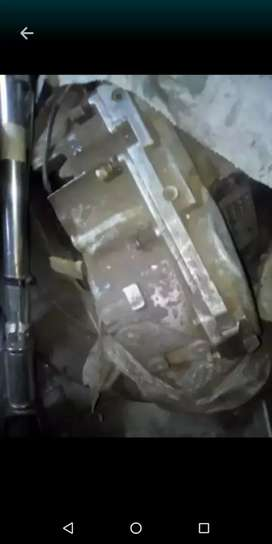 Opel Astra Gearbox
