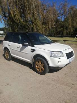 LAND ROVER FREELANDER 2 HSE TD4 AUTOMATIC