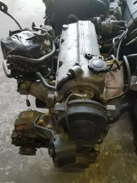 F6 engine breaking for spares