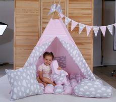Вигвам, детская игровая палатка, домик