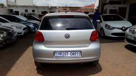 2013 Volkswagen polo 6 1.4 engine capacity hatchback.