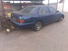 Toyota camry 2L manaul stripping for spares