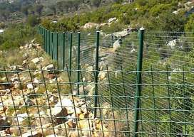 Wire Fencing (Wild; Home; Town)