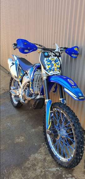 Yz250f realy good condition