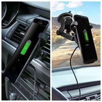 Автомобильный держатель зарядка для телефона + ресивер в подарок