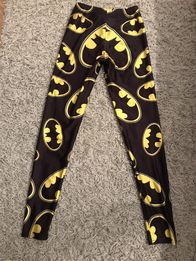 Legginsy Batman siłownia fitness