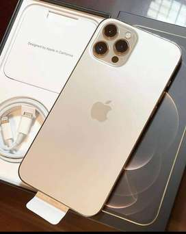 ( trade ins or cash) Brand new iPhone 12 Pro Max 512gig gold...sealed