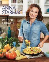 Książka /#Pyszne Obiady & PYSZNE w 25 min. i za 25zł /Anna Starmach