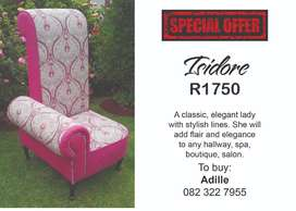 Isidore Classic Chair