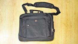 Profesjonalna torba na laptopa z systemem DPS !!!