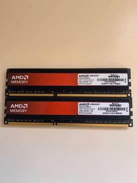8GB DDR3 kit