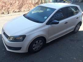 VW Polo 6. 2013 Model.  Very clean, the A.C. is working 100%