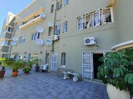 1 bedroom with exclusive patio usage