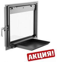 Дверцы для камина 499х600 (Польша)