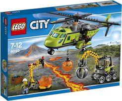 LEGO City 60123 Helikopter Dostawczy NOWY Lublin