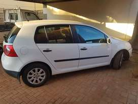 Golf 5 tdi 2006 model for sale