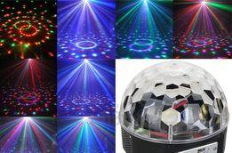 Светомузыка Диско Шар проектор MP3+ пульт