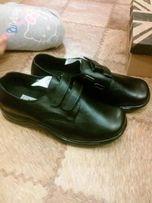 туфли натур. кожа большая полнота
