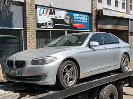 BMW F10 520i 520d 528i Stripping for Parts