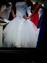 Свадебное платье трансфомер.