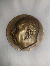 Медальйон !.Метро Вінхер.