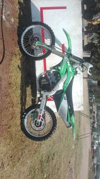Used, Kawasaki kx250f enjin problems for sale  South Africa