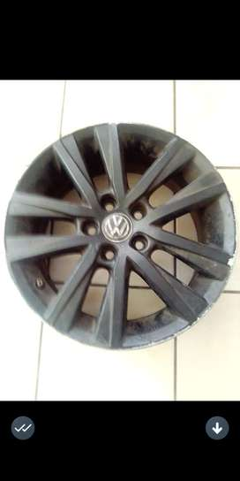 Polo tsi rims only