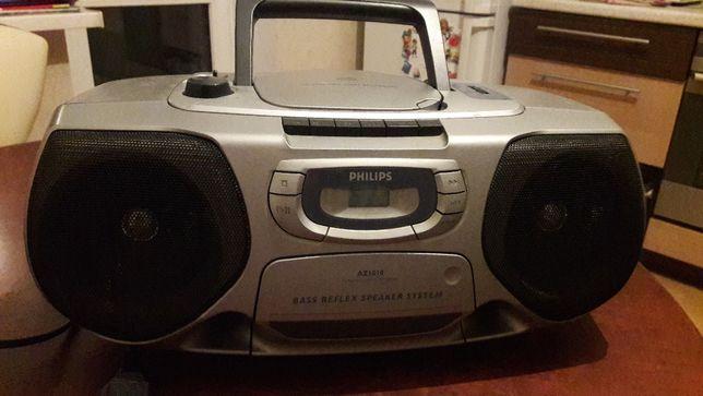 Магнитола ( магнитофон) Philips