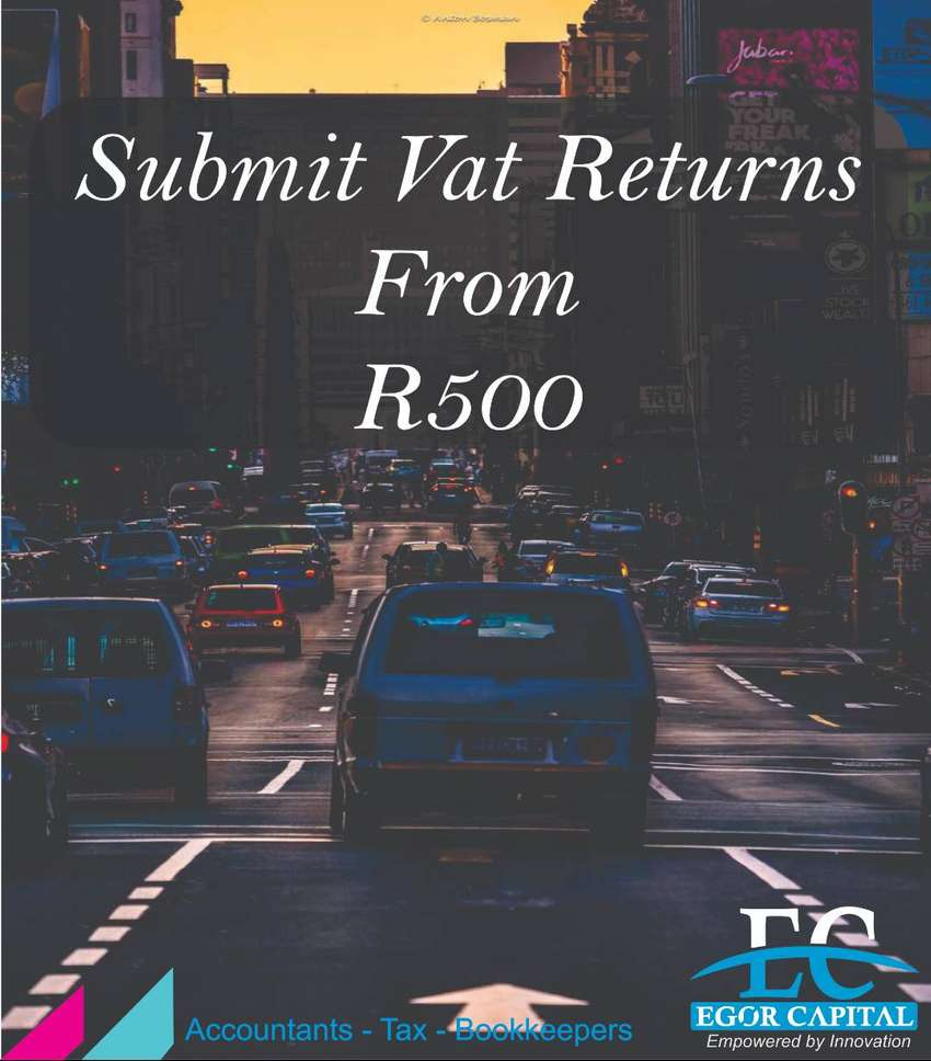 SUBMISSSION OF VAT RETURNS 0