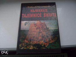 Największe Tajemnice Świata Walter Jorg Langbein Nowa Książka