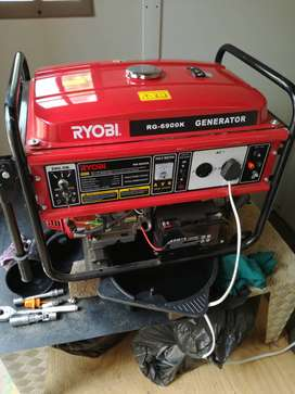 Mobile generator repairs and services