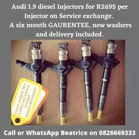 NISSAN Np300 Injectors for sale