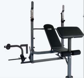 HS FITNESS gym set with stepper